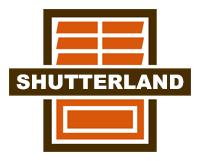 Exterior shutters from ShutterLand