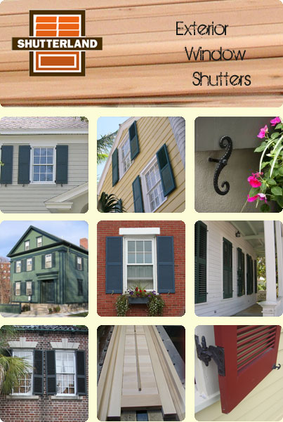 Exterior Shutters Blog - News and Ideas About Outdoor Window Shutters