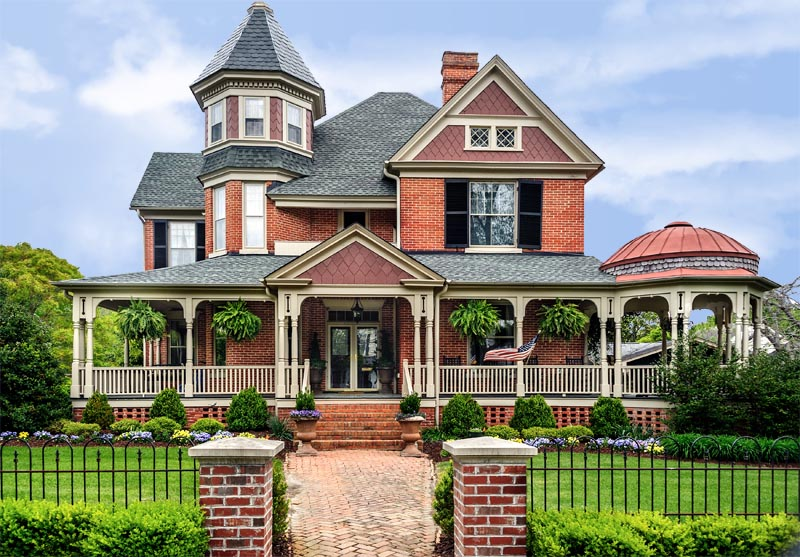 Exterior Shutter Styles & Architectural Design