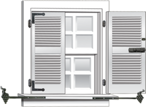 Install Exterior Shutters Instructions for Western Red Cedar ...