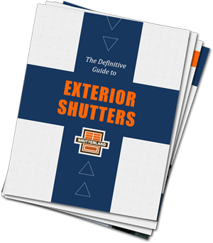 Guide to Exterior Shutters free E-book.