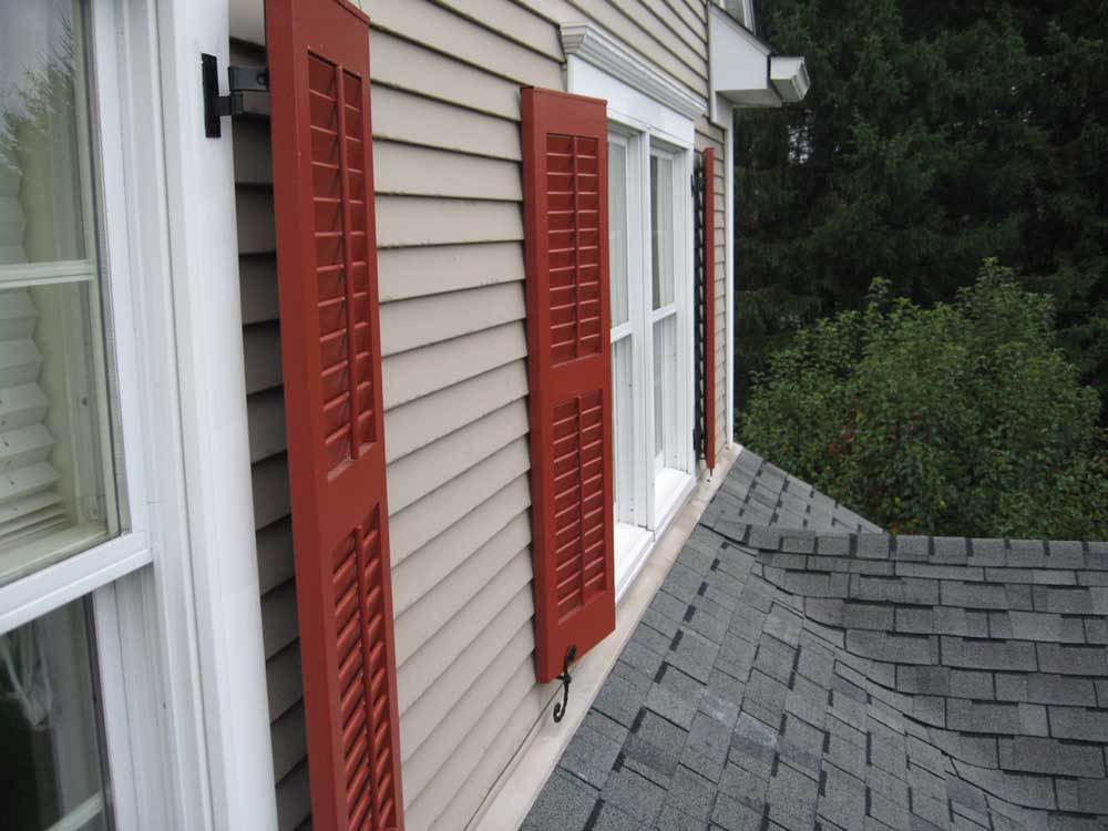 Exterior Shutter Pictures Of Shutterland Custom Wood Shutters