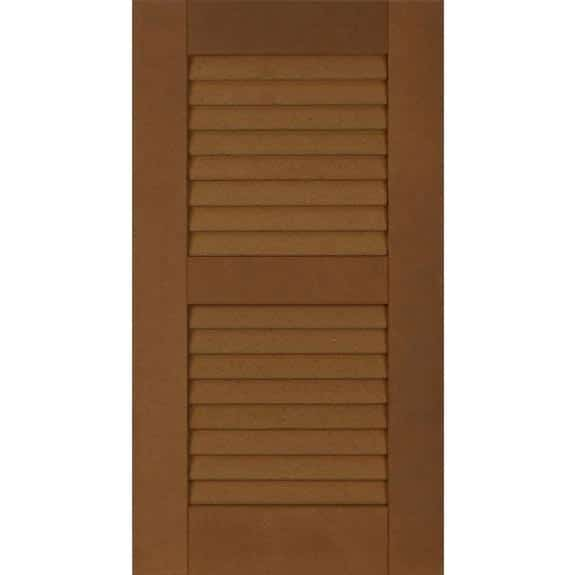 Louvered Composite Shutters