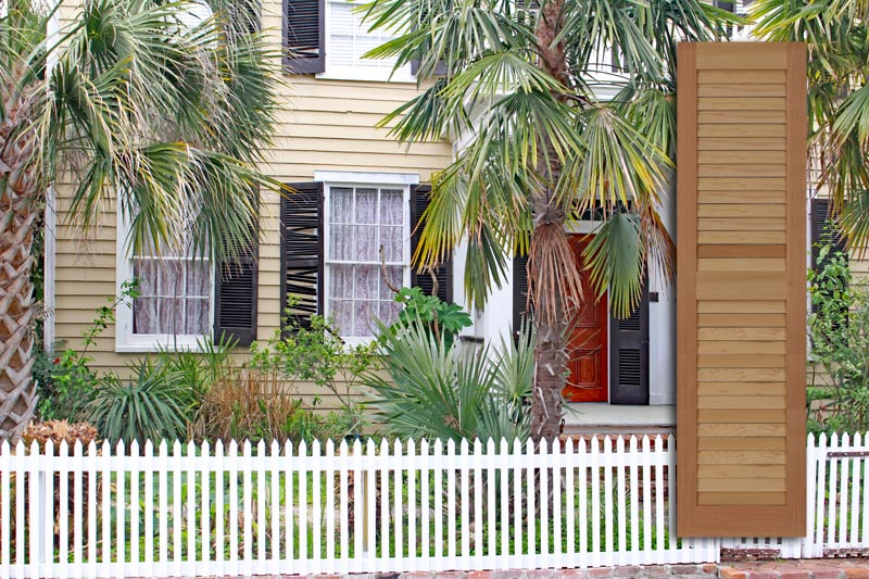 Replacement Shutters to Match Current Exterior Shutters